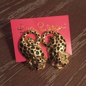 Cheetah Earrings GWP